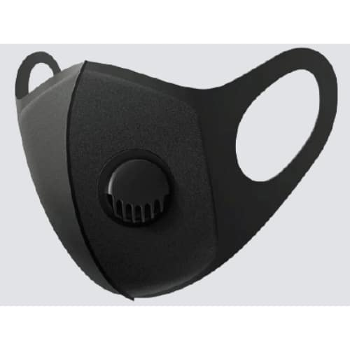 Polyurethane Sponge Mask with single valve
