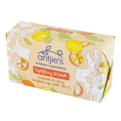 Baobab and Citrus Soap large soap bar