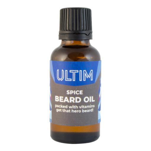 Antjie's spice beard oil