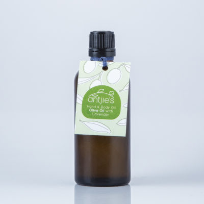Antjes hand and body oil