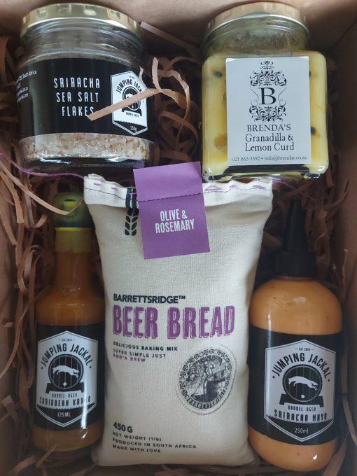Barrettsridge Olive and Rosemary beer bread mix